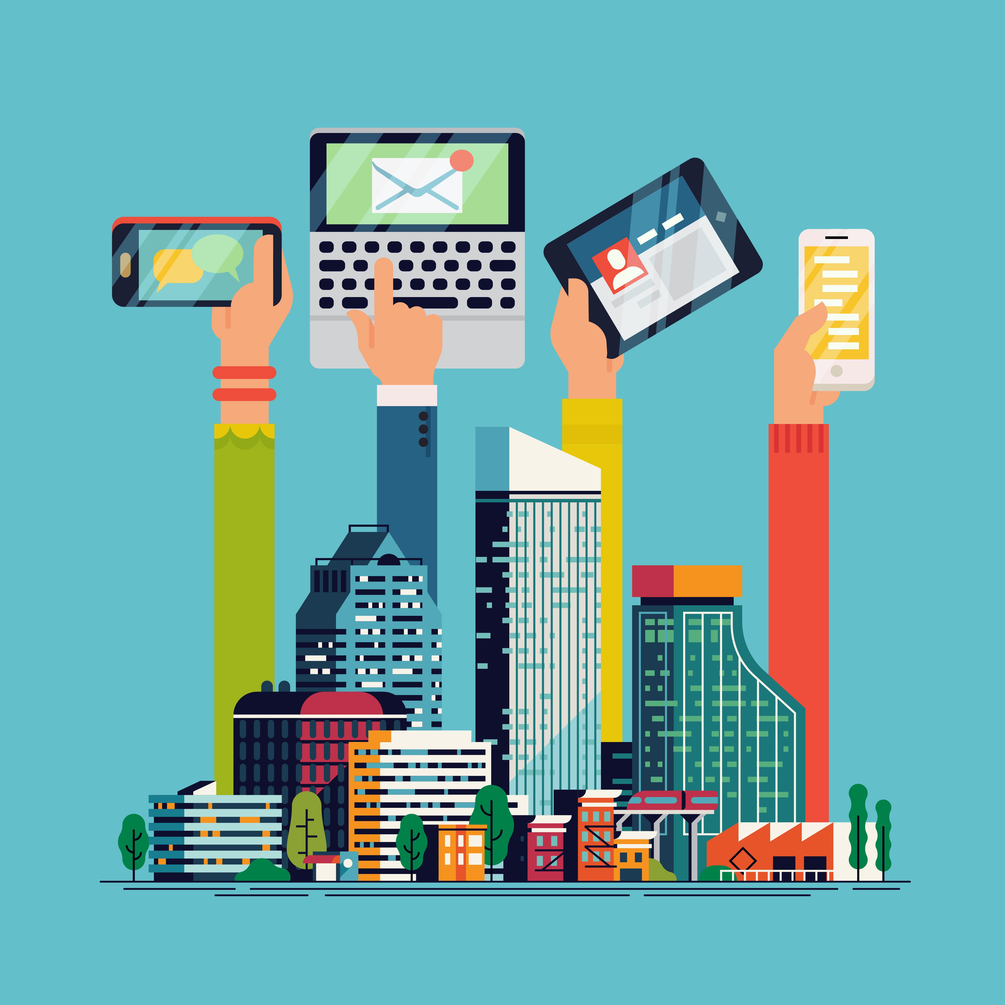 L'UE finanzierà il WiFi gratuito per le città europee