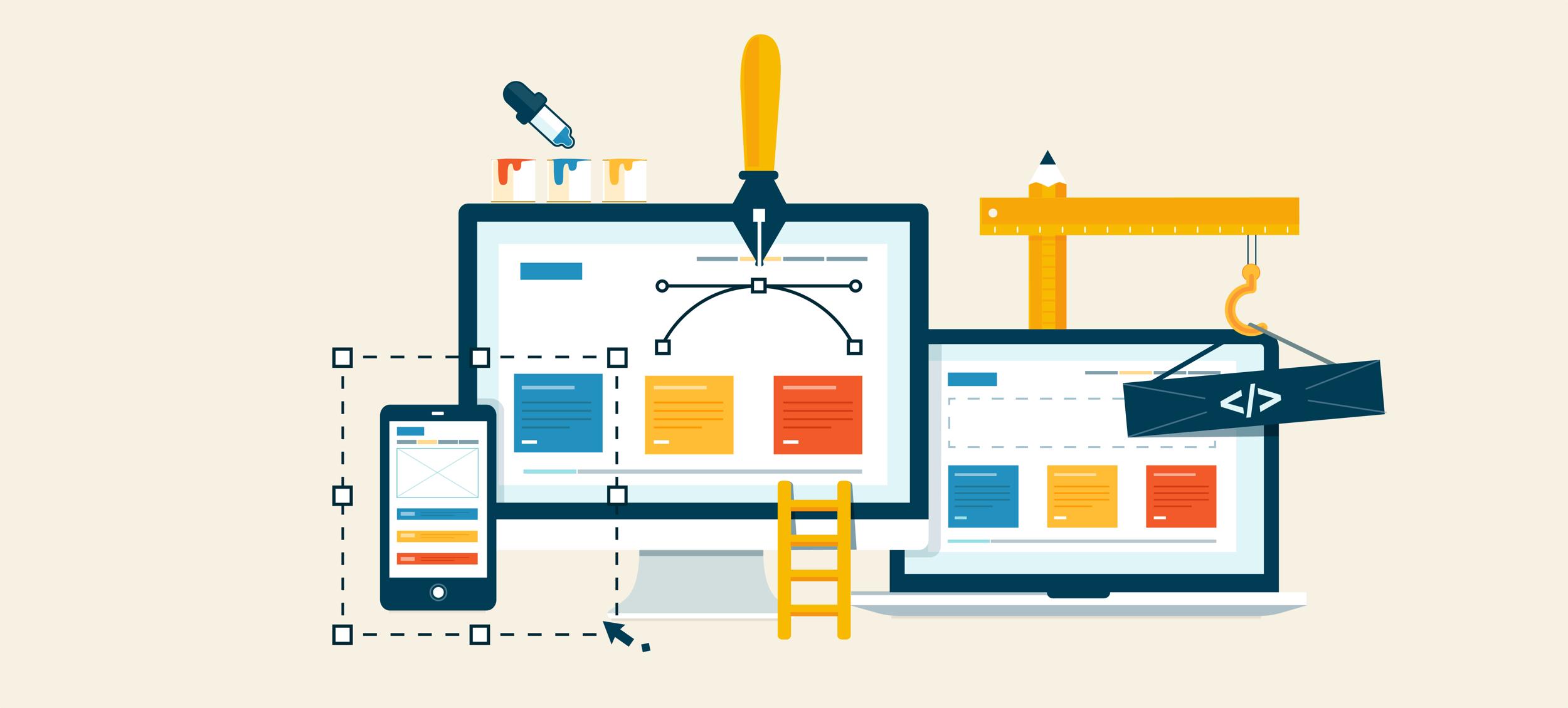 Website builders: cosa sono e perché dovreste usarli