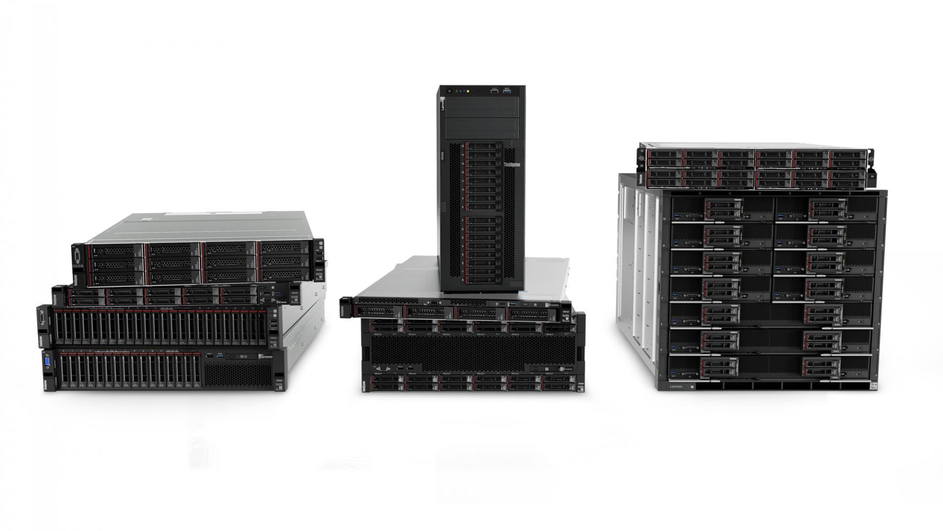 Lenovo punta ai data center, gli annunci dell'evento Transform