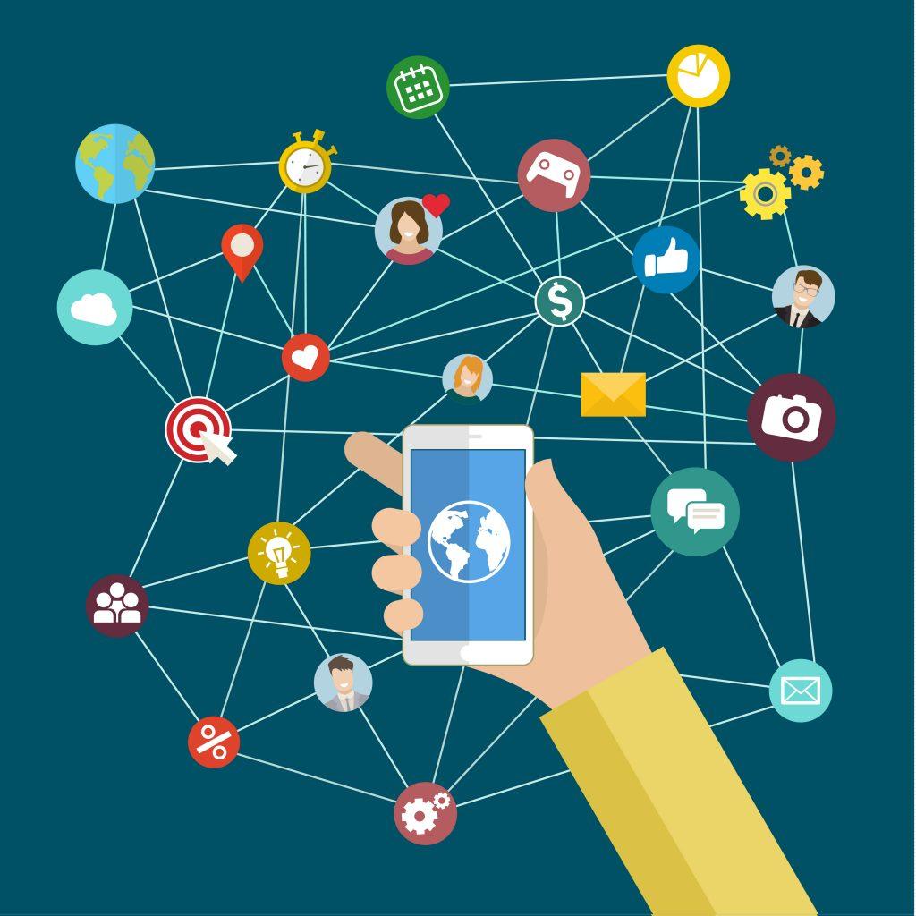 scegliere canali social #Arubait