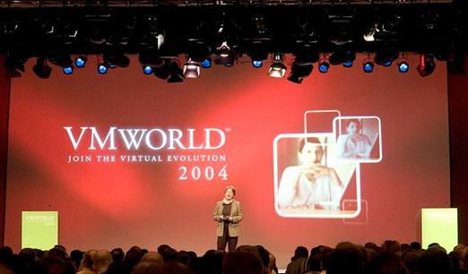 storia VMworld VMware