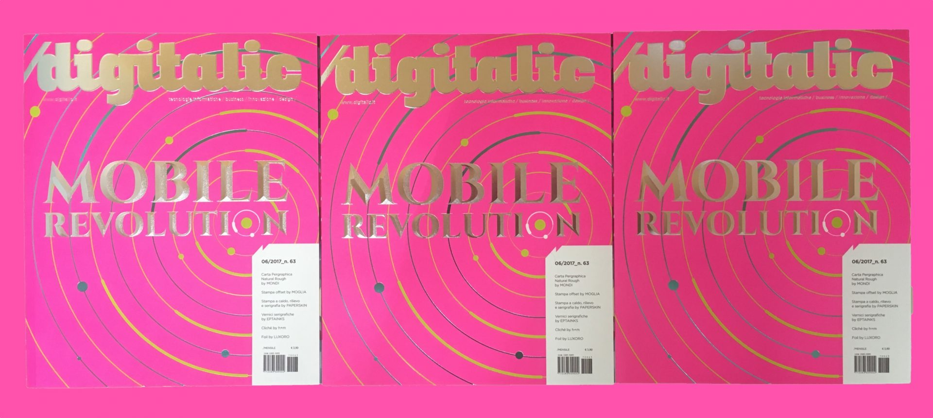 Digitalic n. 63: Mobile Revolution
