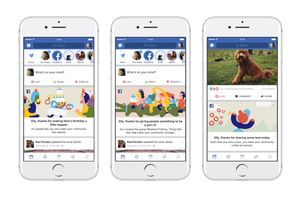 Facebook 2 miliardi di utenti