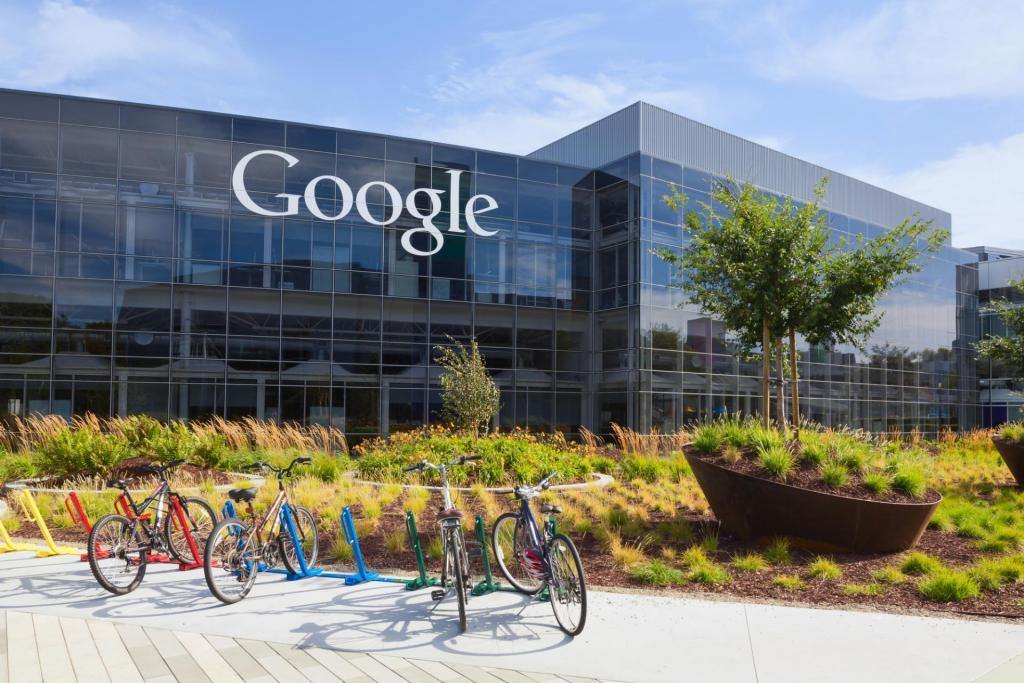 Città di Google San Jose