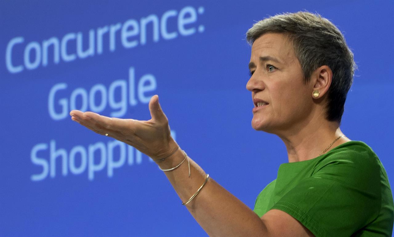 Google di nuovo multata da UE: 1,49 miliardi di euro per AdSense