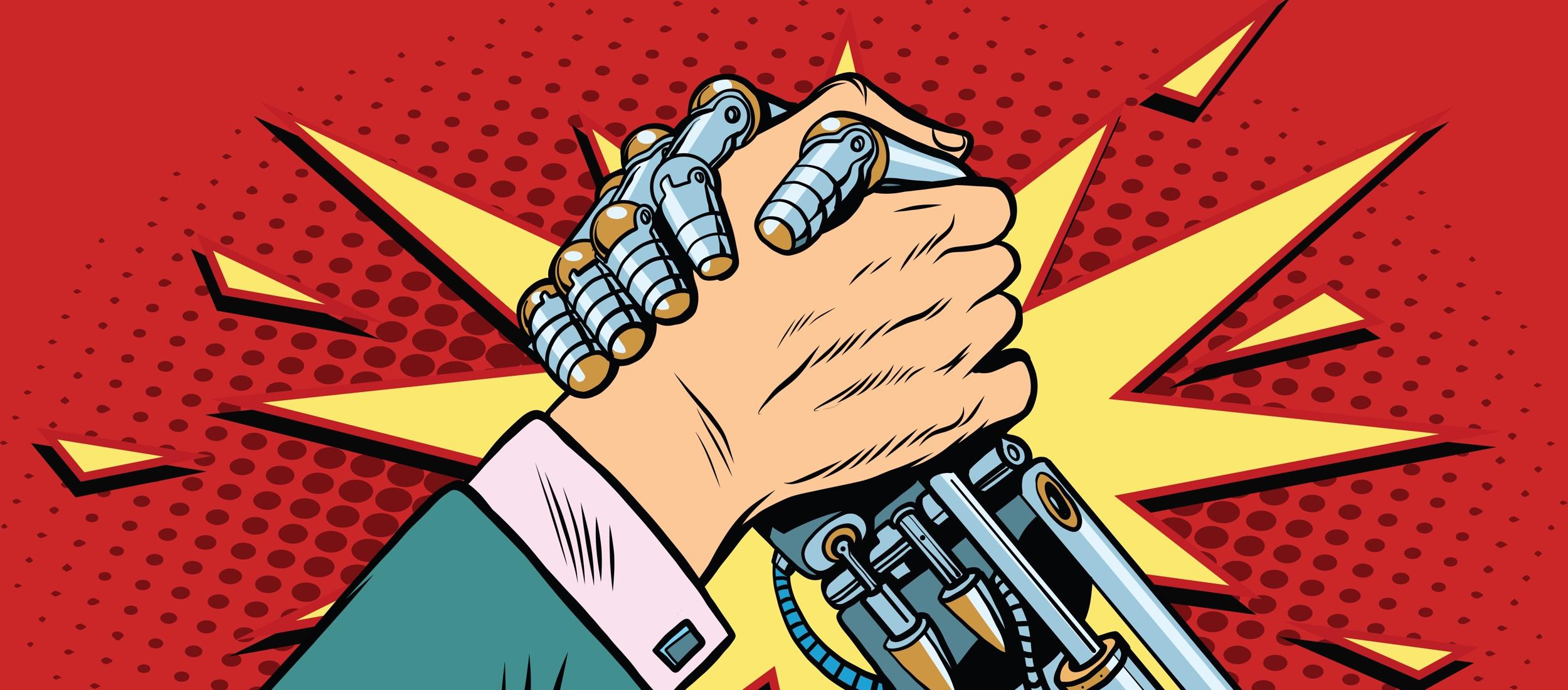 Entro 3 anni l' intelligenza artificiale batterà l'uomo in tutto?
