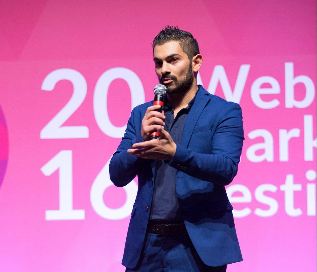 Web Marketing Festival WMF Lombardo Cosmano