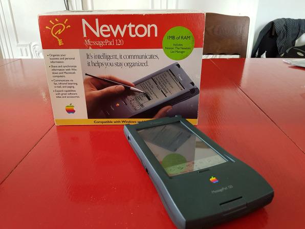 Newton museo del fallimento