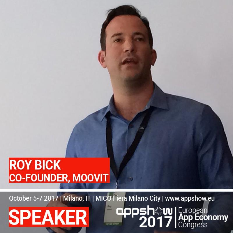 AppShow intervista Roy Bick
