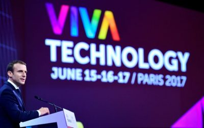 Emmanuel Macron punta su tecnologia, talenti e innovazione