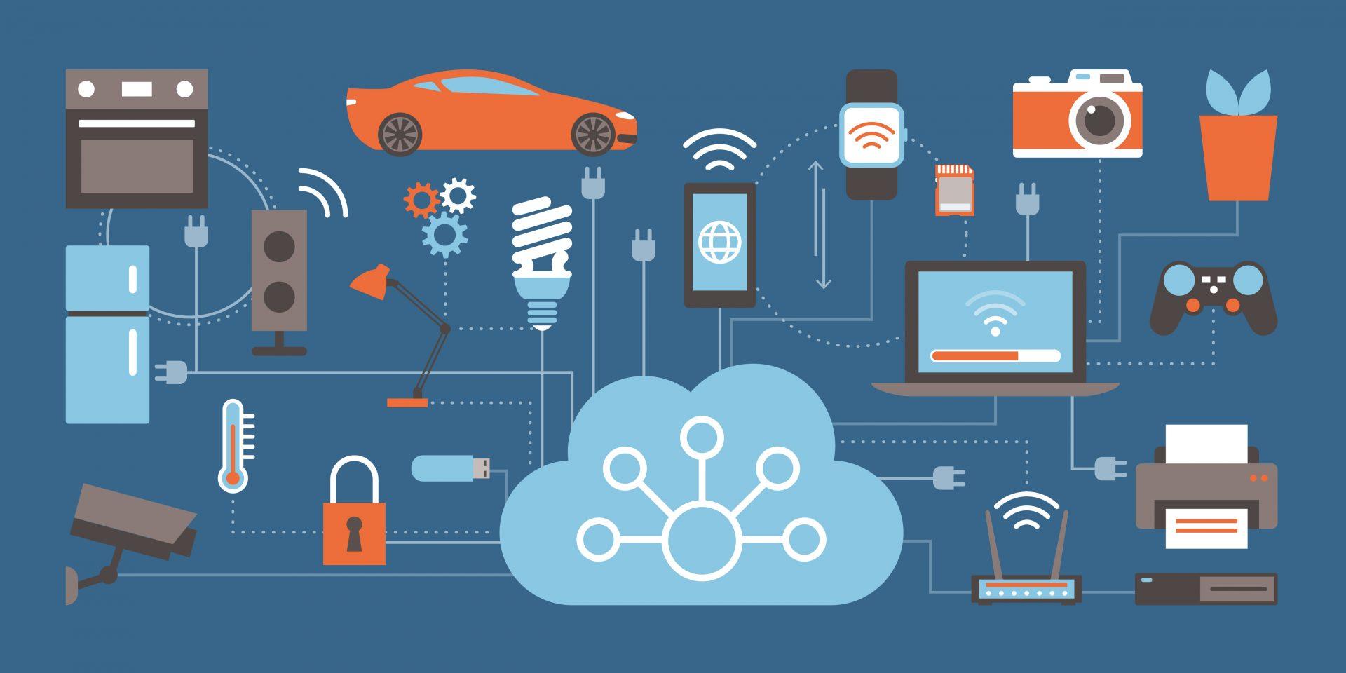 La spesa IoT supera gli 800 miliardi $ nel 2017.  A guidarla: l'hardware