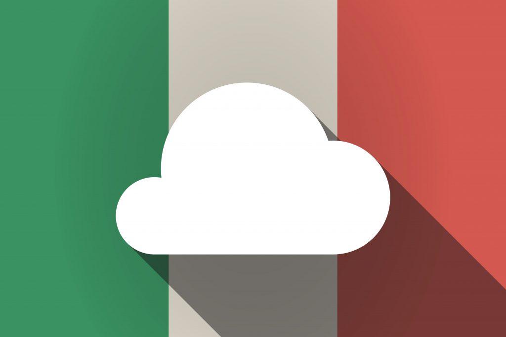 cloud in italia 2017 Arubait