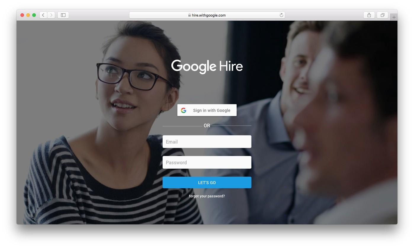 Arriva Google Hire, l'app per il lavoro che sfida LinkedIn