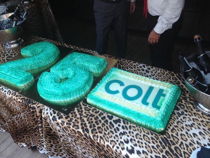 Colt festeggia 25 anni (20 in Italia)