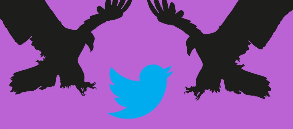 Abusi Twitter Troll attacchi