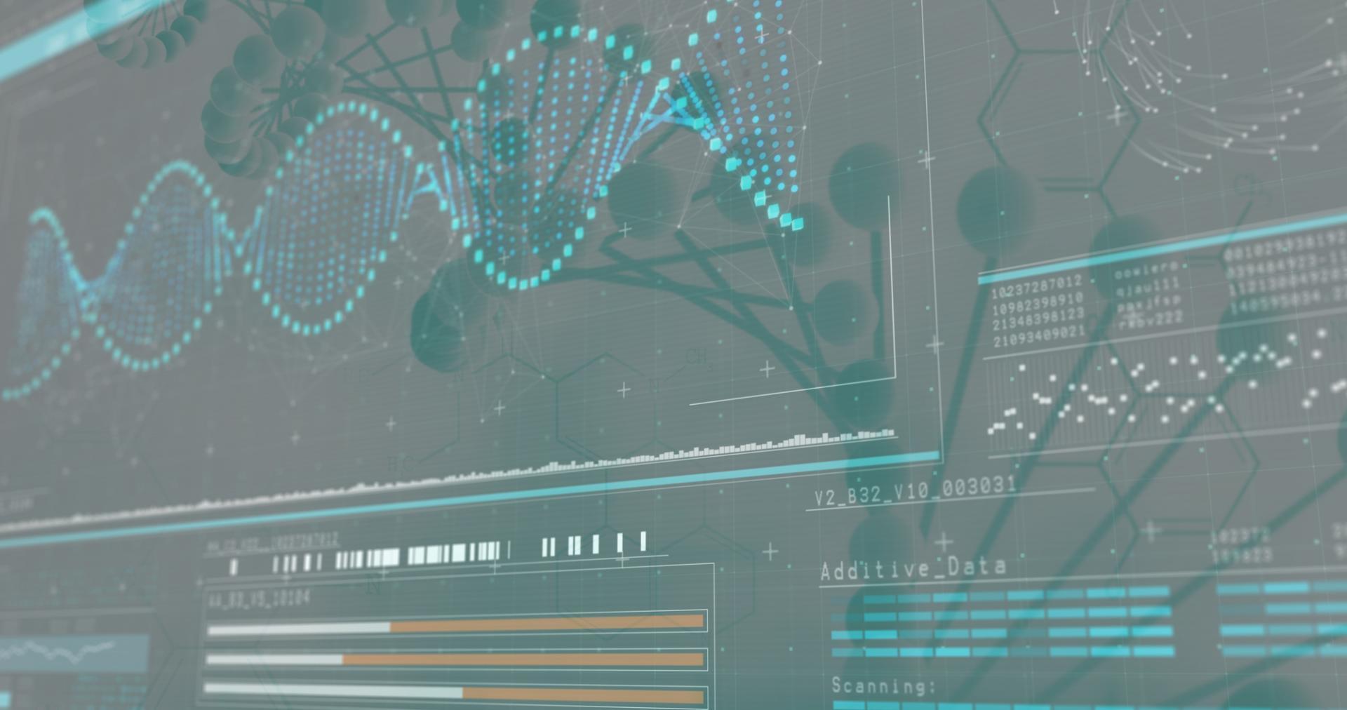 Il DNA dei batteri memorizza le GIF: una nuova era per i dati