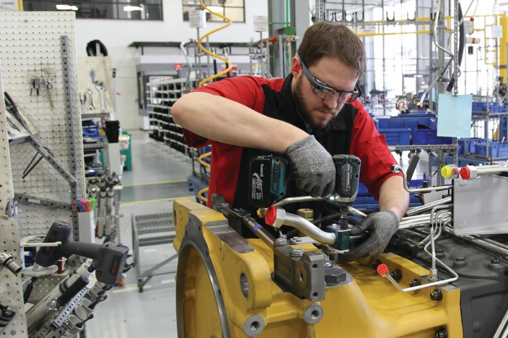Google Glass Enterprise edition fabbrica