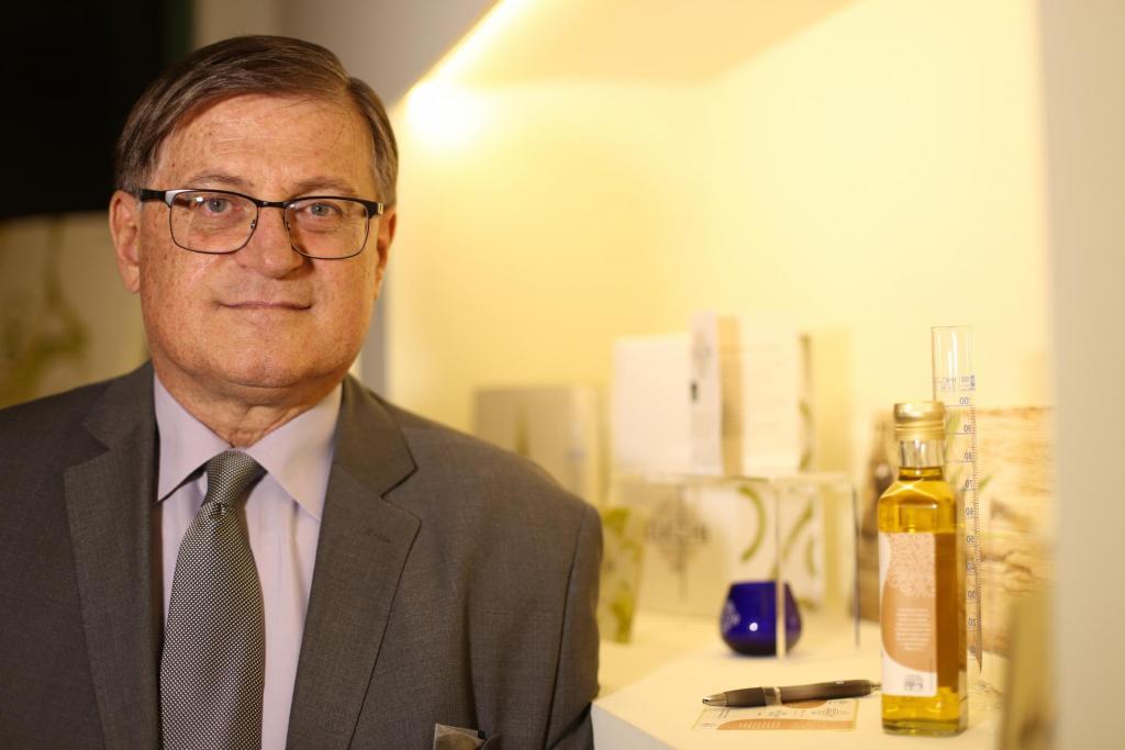 L'Ing. Andrea Fontanella, Direttore Generale Oleificio Zucchi BMS var group