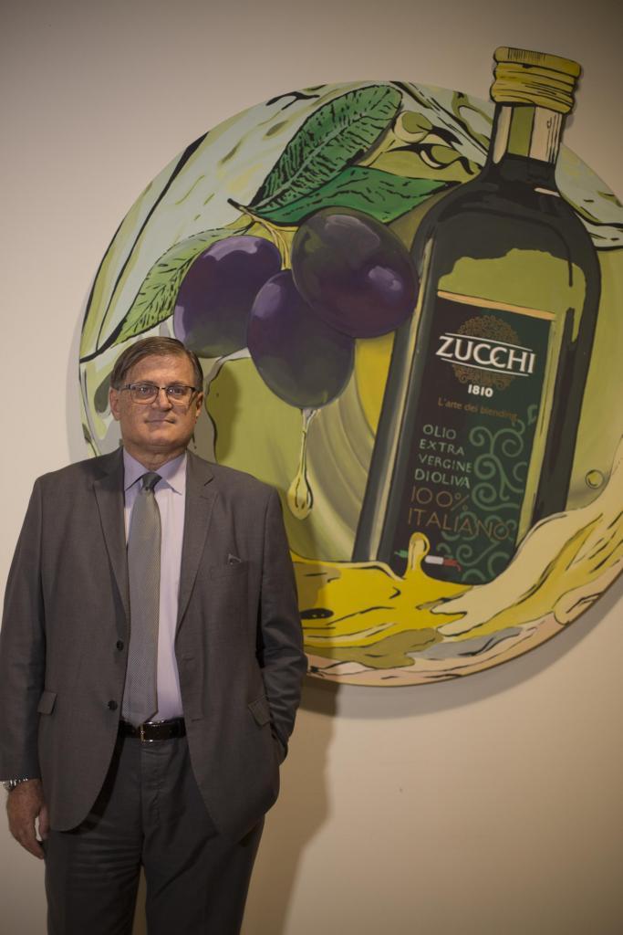 BMS Var Group L'Ing. Andrea Fontanella, Direttore Generale Oleificio Zucchi