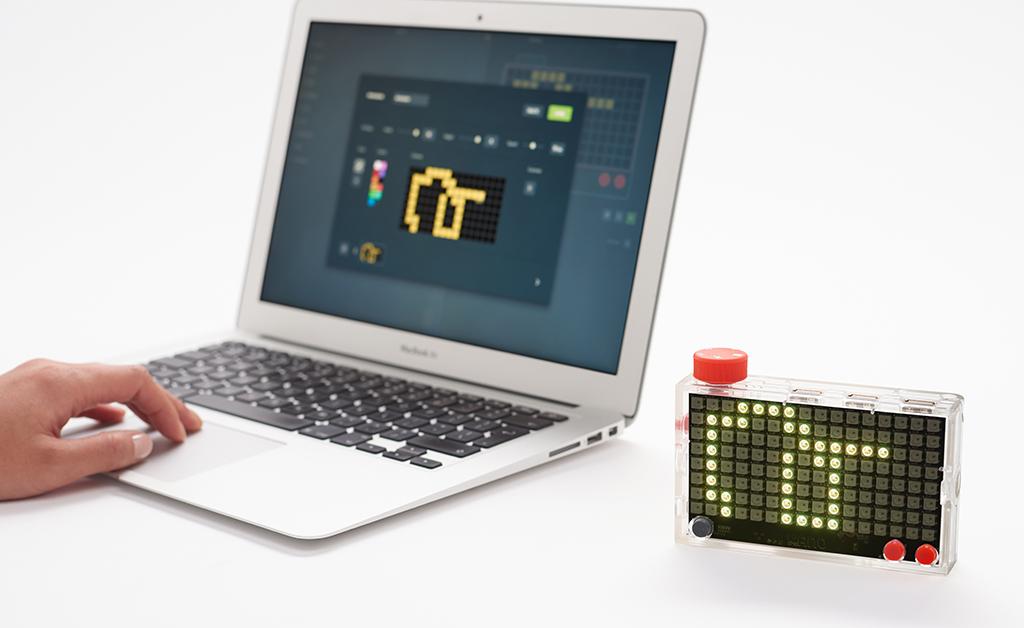 Pixel Kit Kano: avvicina i giovani al coding