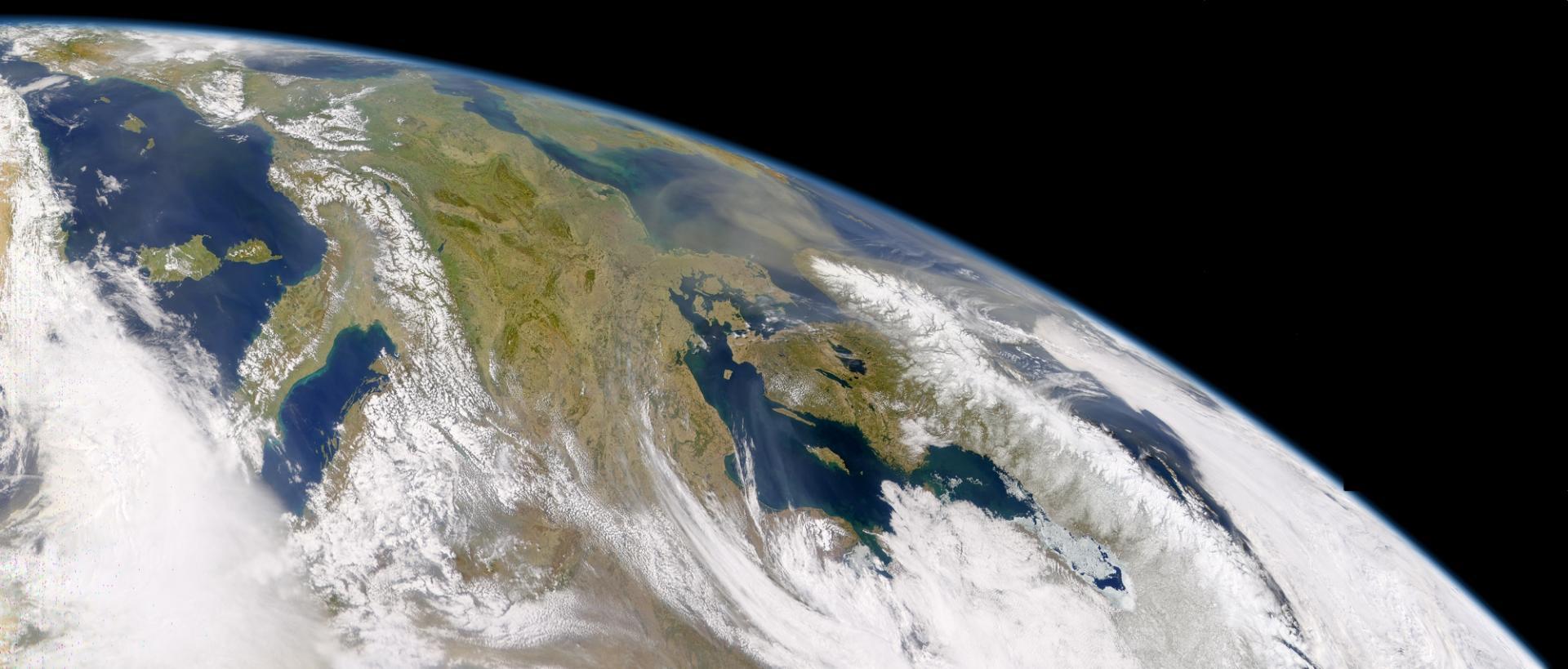 L'Europa guida l'innovazione spaziale: dati infiniti sull'ambiente