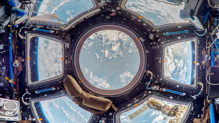 ISS: visita la Stazione Spaziale Internazionale con Google Maps