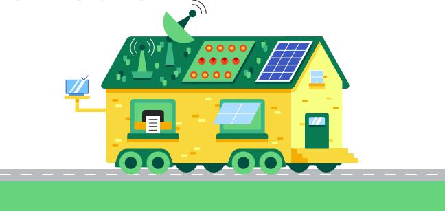 50 sfumature di verde, il green diventa sexy e mobile