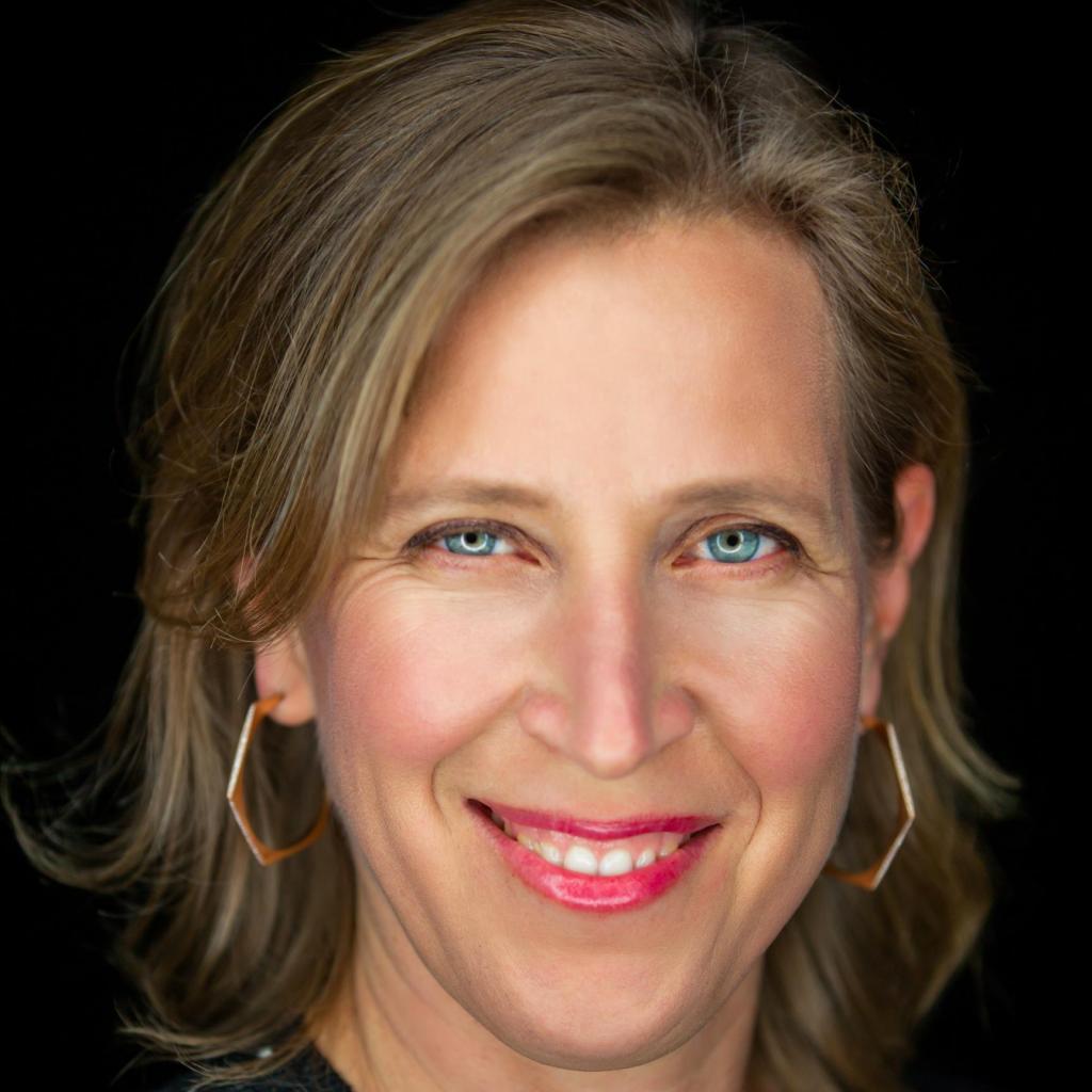 donne più potenti tecnologia 2017: Susan Wojcicki