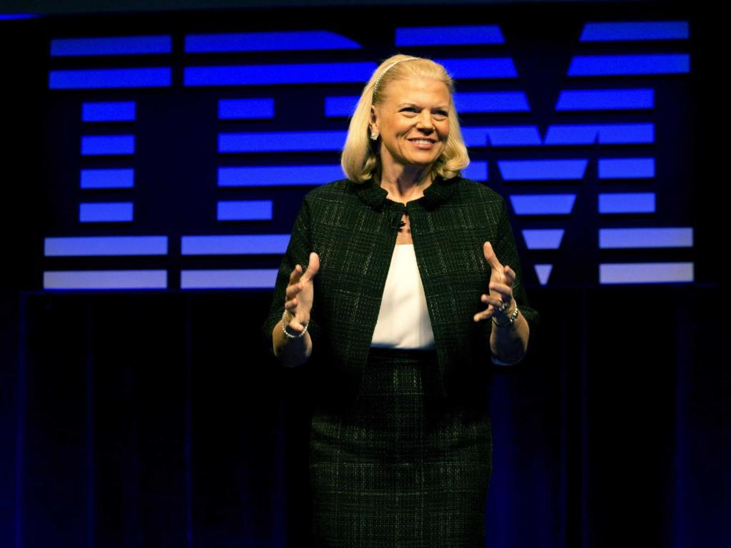 donne più potenti tecnologia Ginni Rometty donne 2017