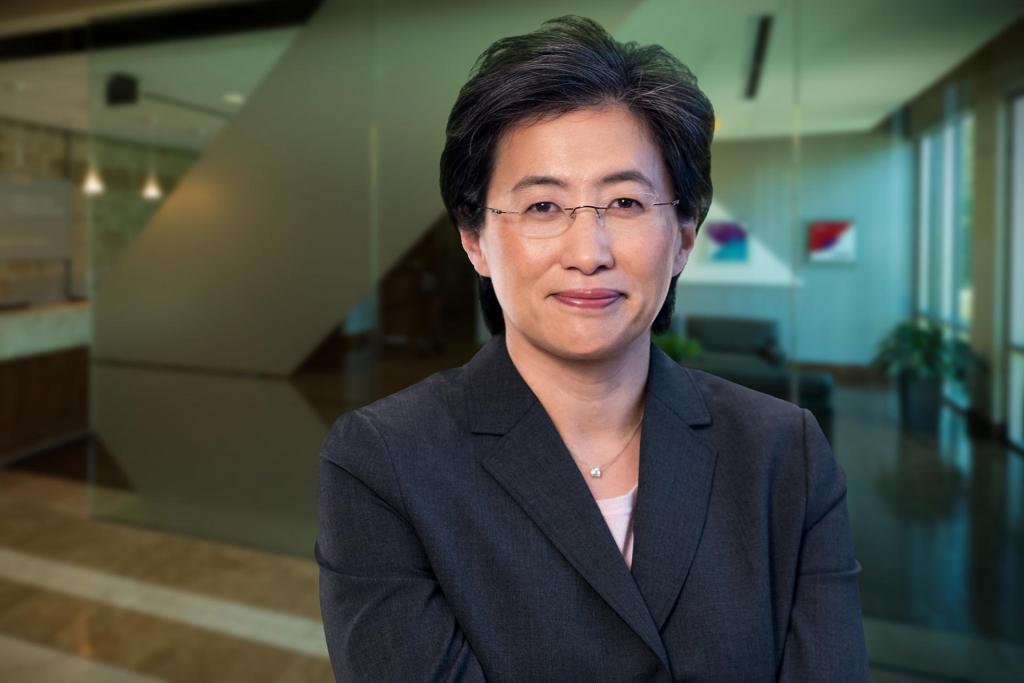 donne più potenti tecnologia Lisa Su donne 2017