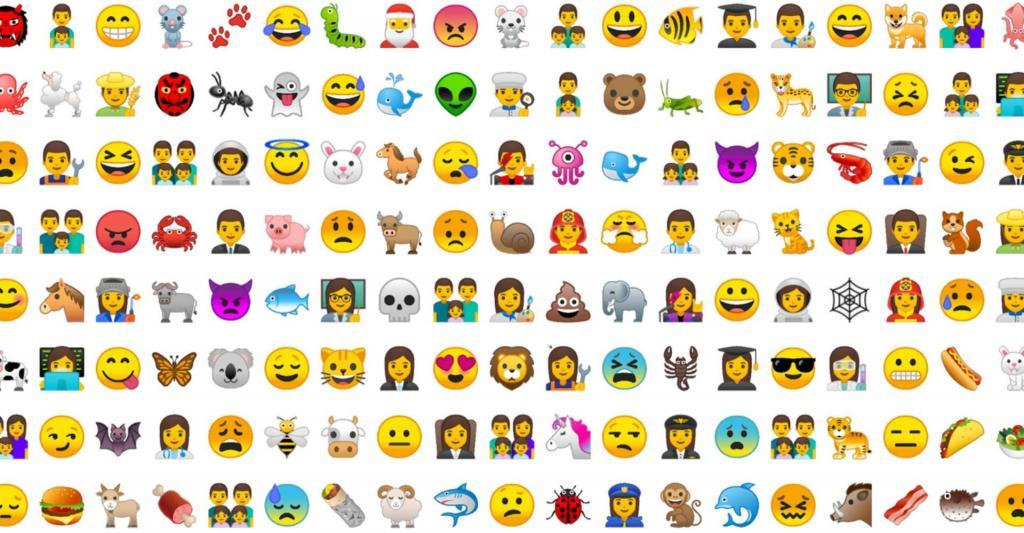 Android Oreo Nuove Emoji