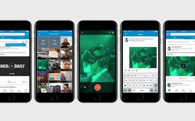 LinkedIN Video: ora si possono caricare i video sul social professionale