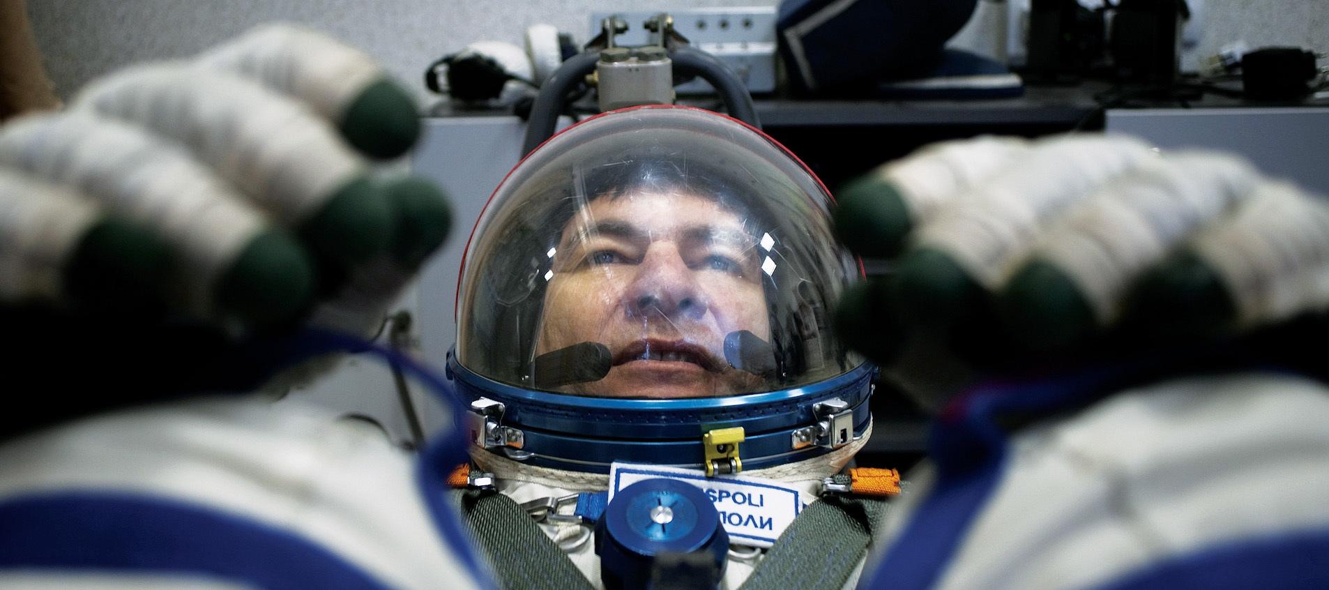 Paolo Nespoli: in diretta dallo spazio, guarda il video LIVE
