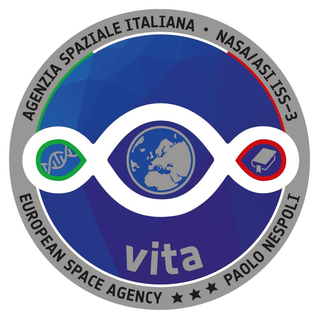 Missione Vita Paolo Nespoli Simbolo