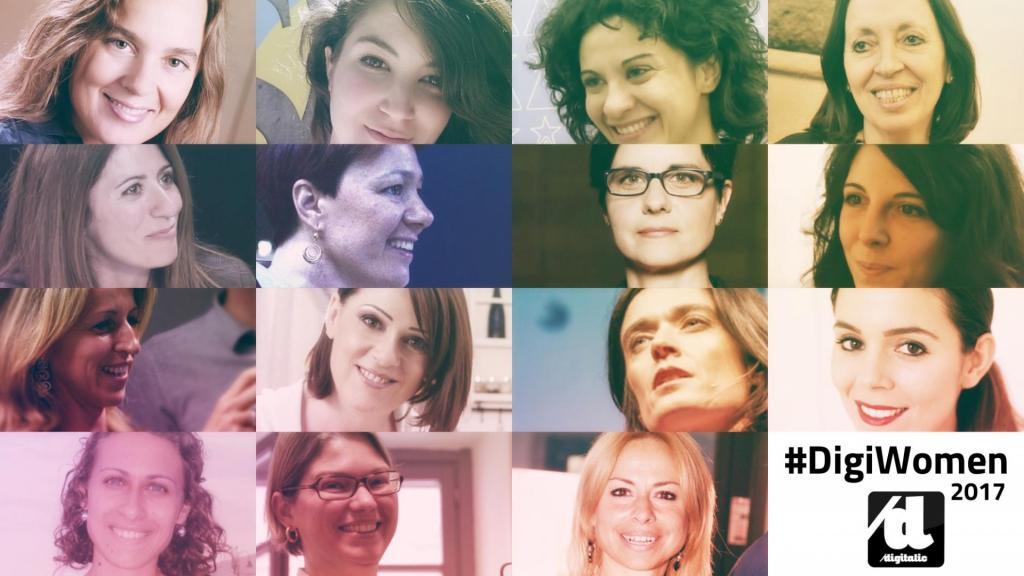 donne più influenti 2017 italiane digiwomen 2017