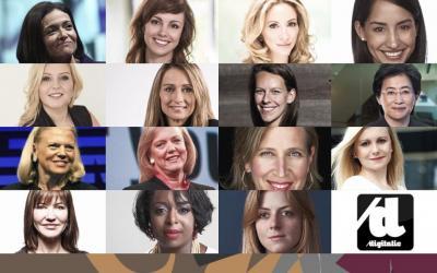 Le 15 donne più potenti del mondo nella tecnologia – 2017