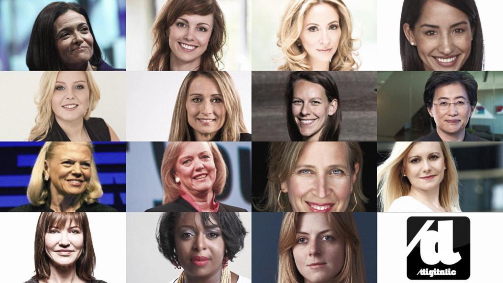 Donne più potenti al mondo tecnologia 2017 digitalic