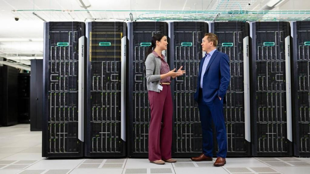 hybridIT hpe synergy