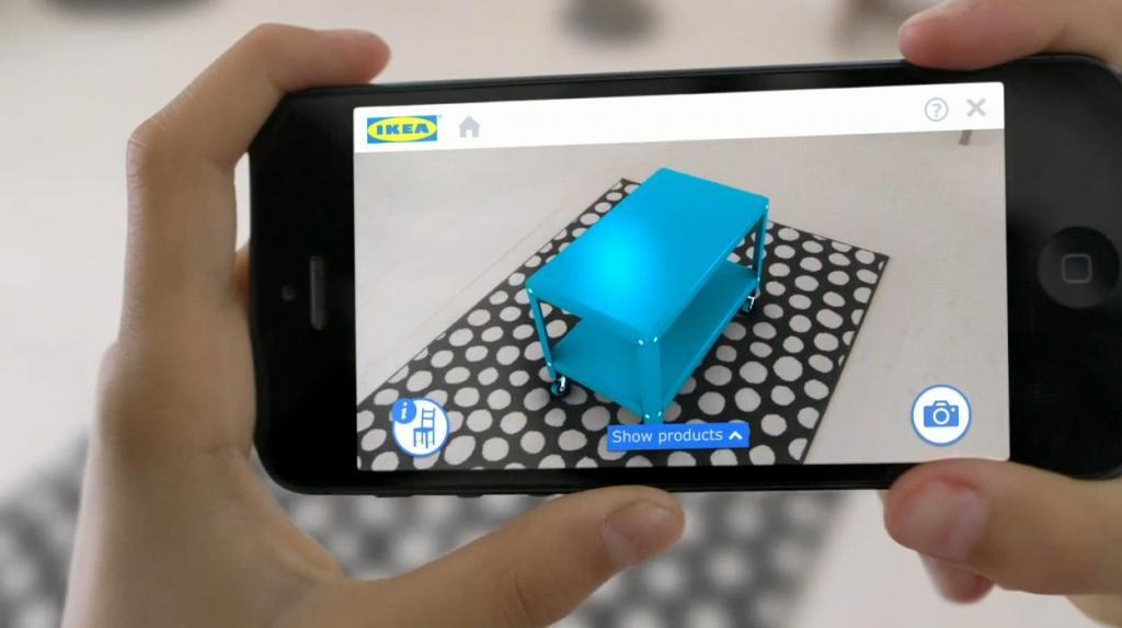 app di realtà aumentata iphone IKeqa