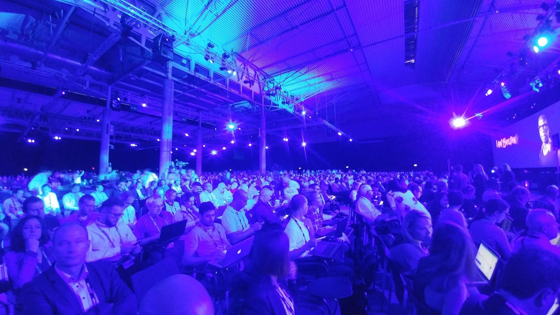 VMworld 2017 Europe barcellona