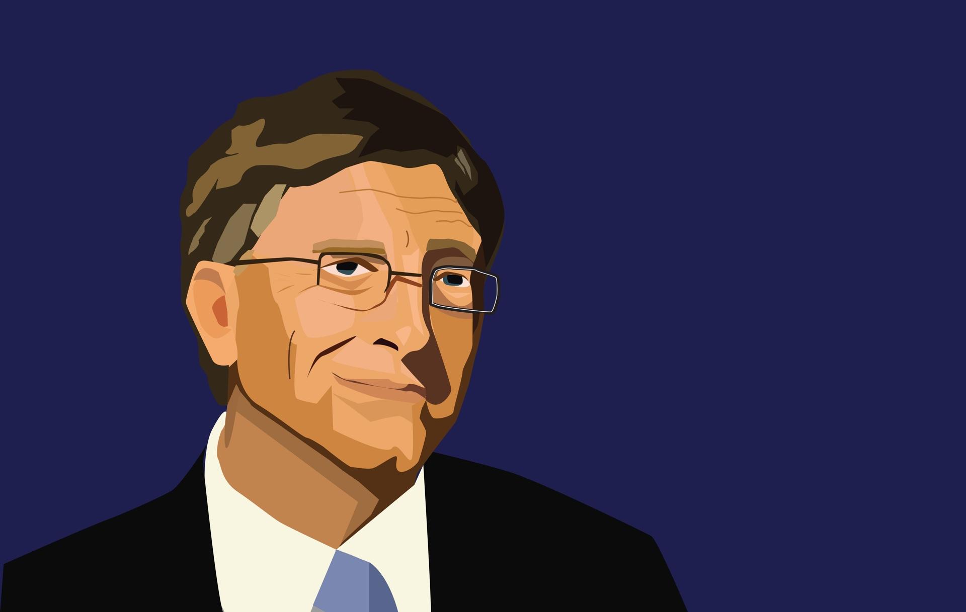 Bill Gates chiede scusa per il Ctrl-Alt-Canc (e un po' dà la colpa a Ibm)