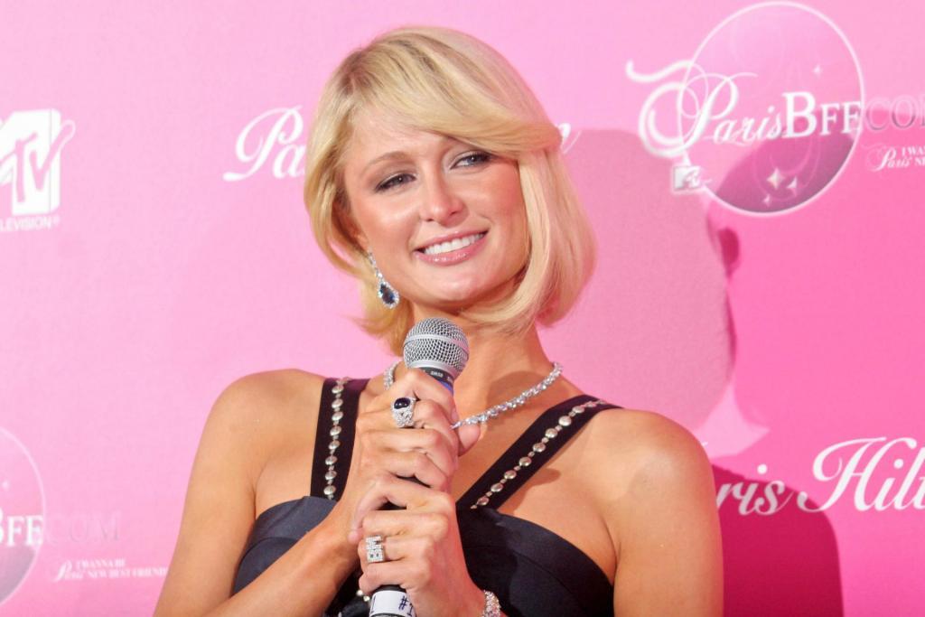 Paris Hilton ICO