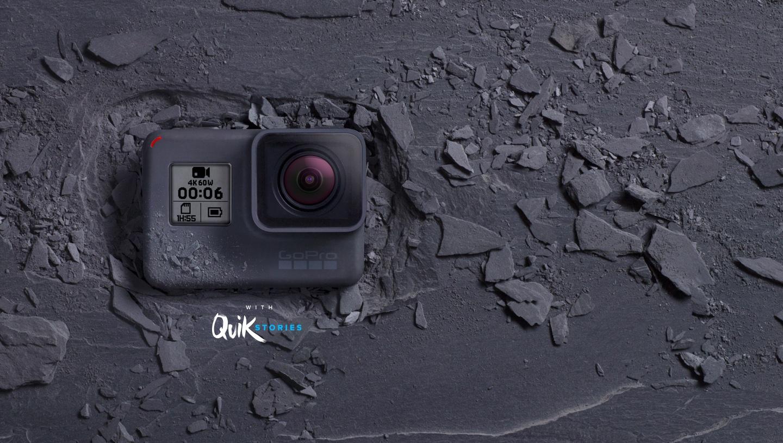 GoPro Hero 6 black e Fusion: prezzo e caratteristiche delle nuove GoPro