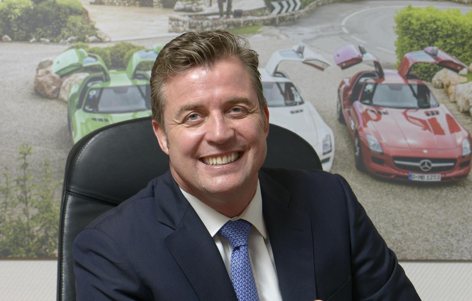 Roland Schell (Mercedes-Benz):  tecnologia, design e attenzione ai giovani