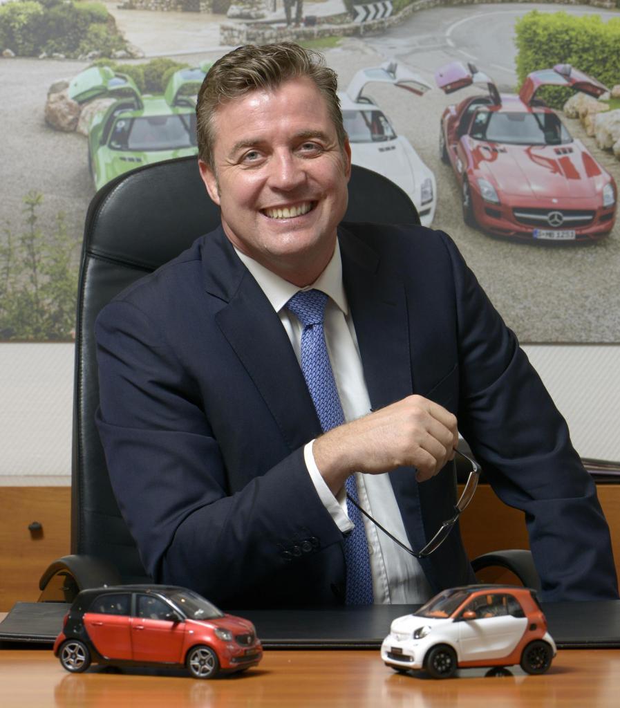 Roland Schell Mercedes-Benz