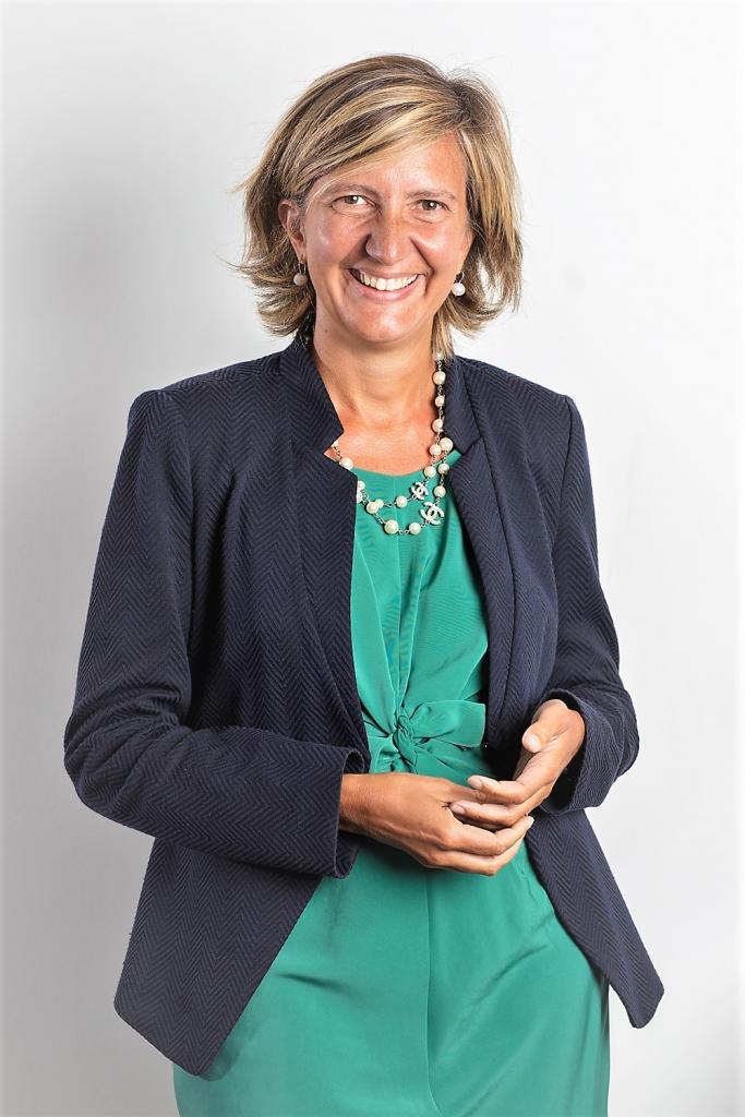 Silvia Candiani AD Microsoft Italia