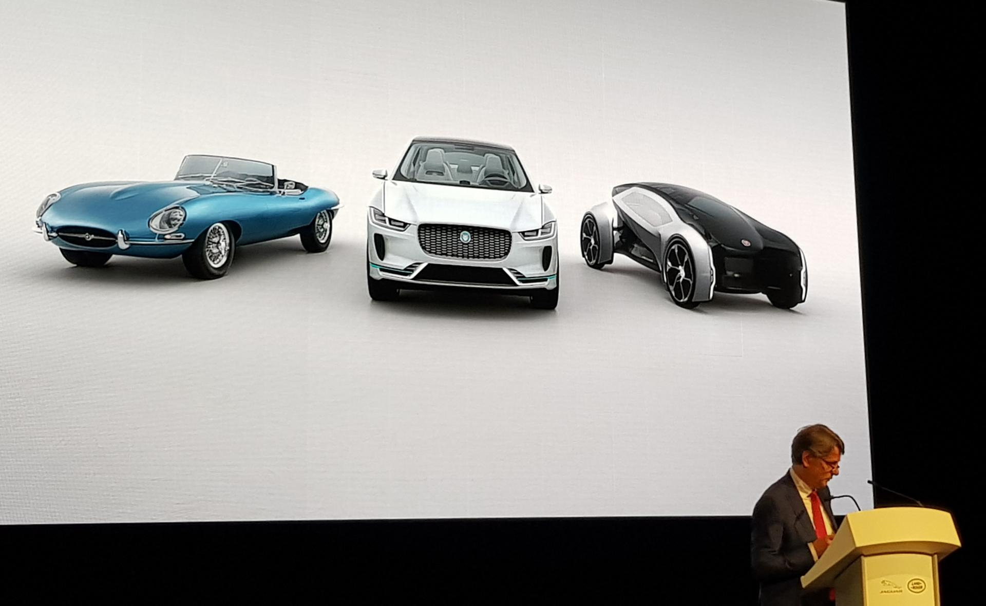 Jaguar Land Rover Tech Fest Londra