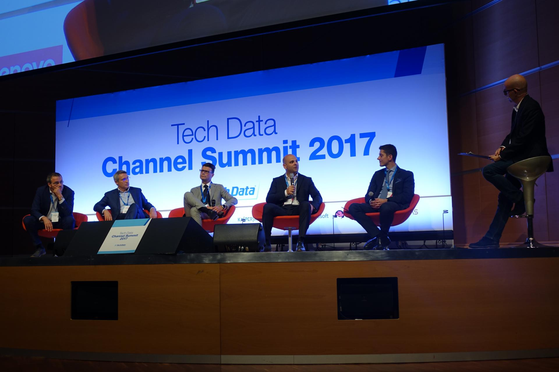 Tech Data TDChannel Summit 2017