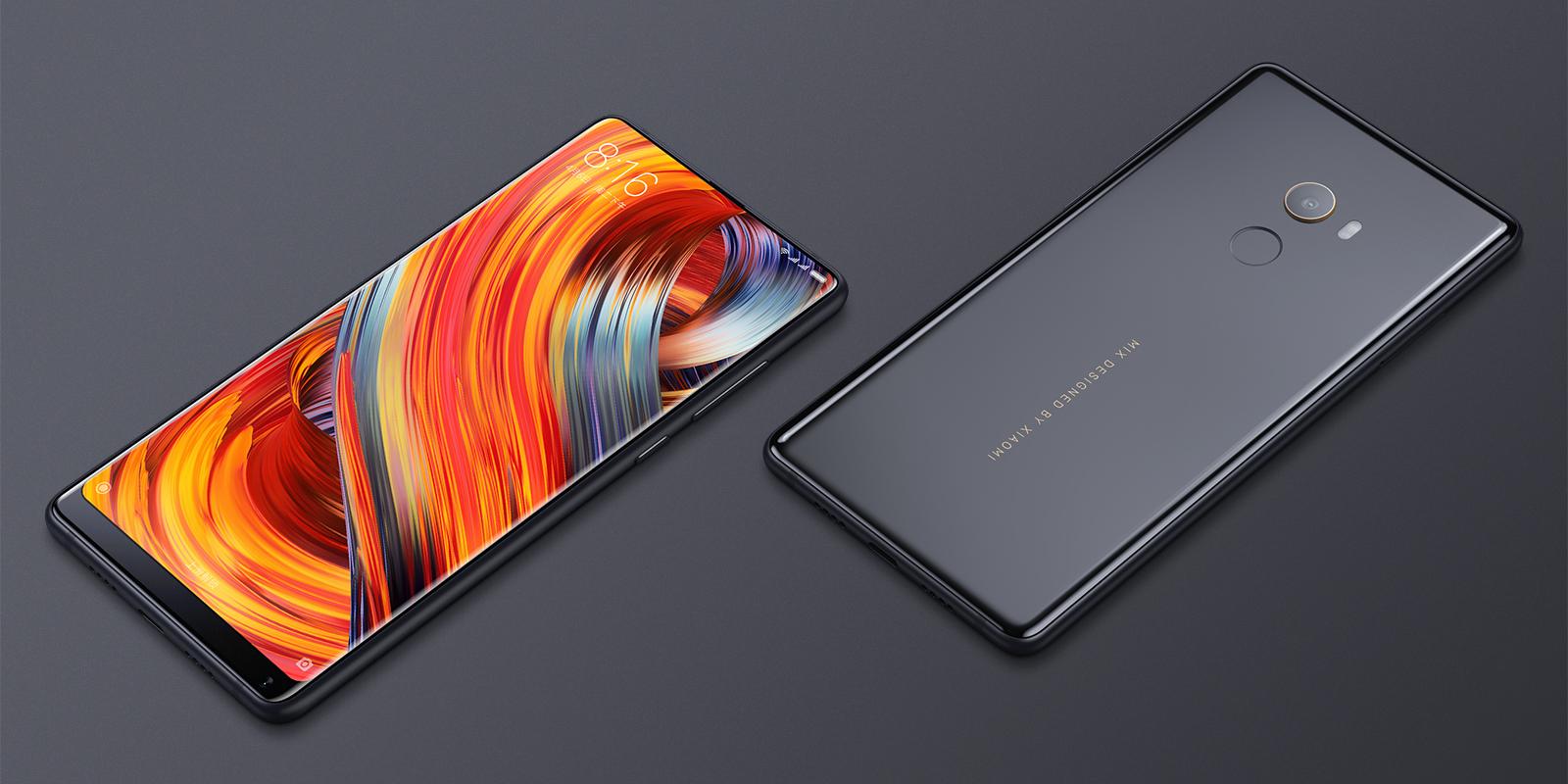 Mi Mix 2 Xiaomi, prezzo e caratteristiche dello smartphone anti-apple