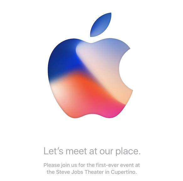 evento apple ufficiale 12 settembre iphone 8